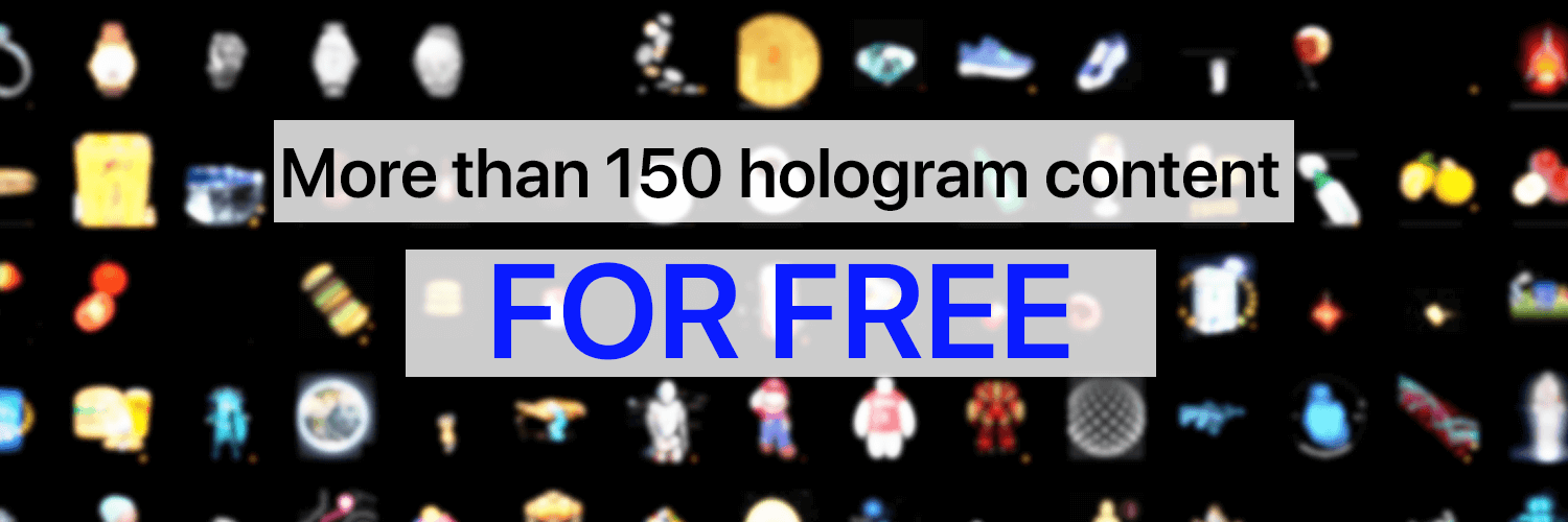 hologram fan database